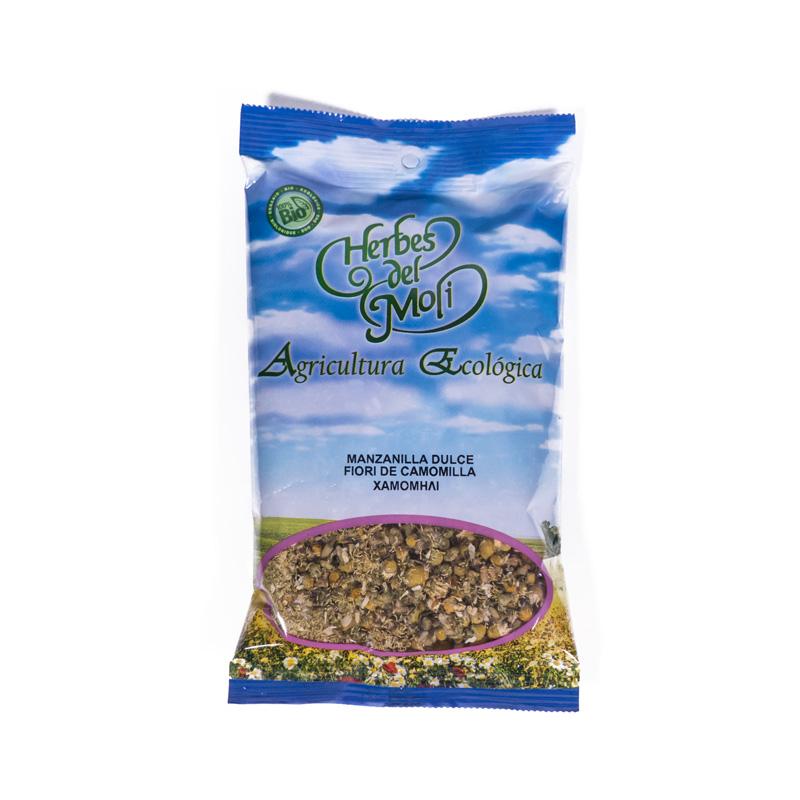 Manzanilla dulce granel 30 gr Herbes del Molí
