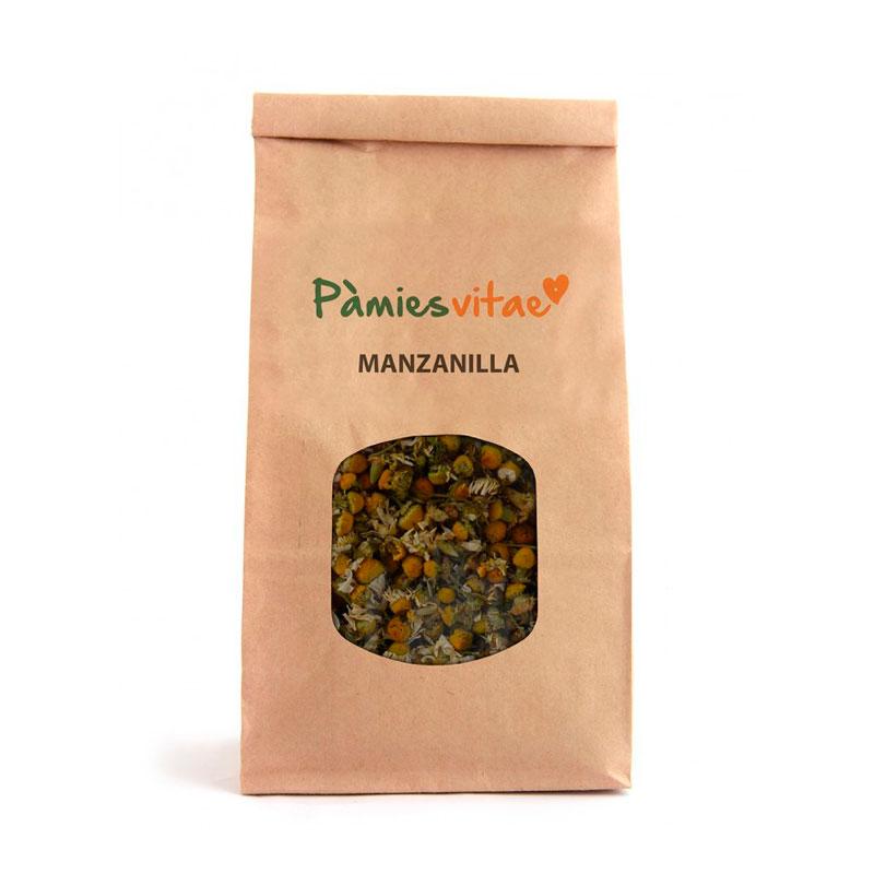Manzanilla granel 100 gr Pàmies