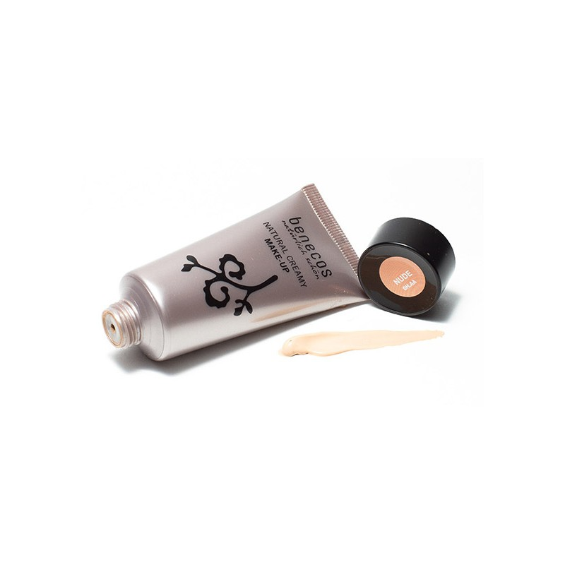 Maquillaje fluido dune 30 ml Benecos