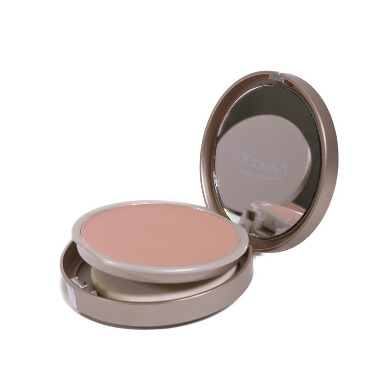 Maquillaje crema perfec finish 02 Logona