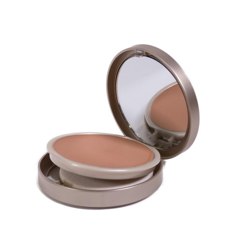 Maquillaje crema perfec finish 03 Logona