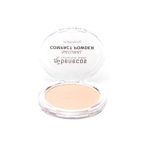 Maquillaje polvo beige 9 gr Benecos