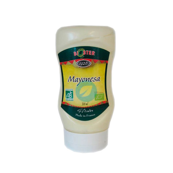 Mayonesa dosificador 300ml Bioster
