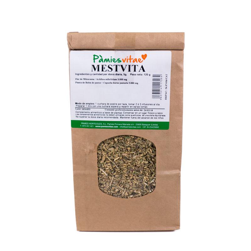 Mestvita (menstruacion) granel 120 gr Pàmies
