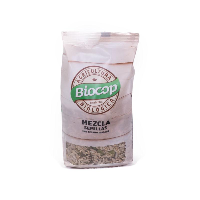 Mezcla de semillas 250 gr. Biocop