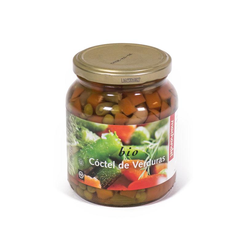 Mezcla de verduras 350 gr Machandel