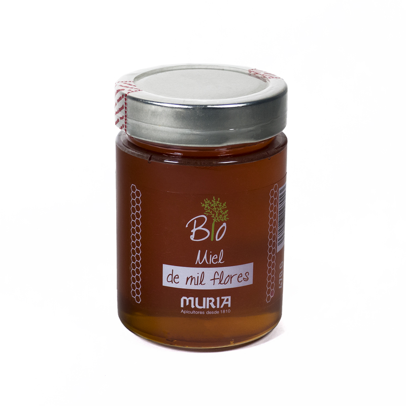 Miel de milflores 450 gr. Bona Mel