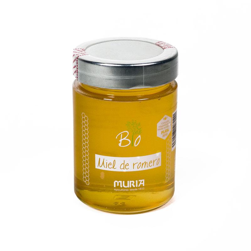 Miel de romero 470gr gr. Muria