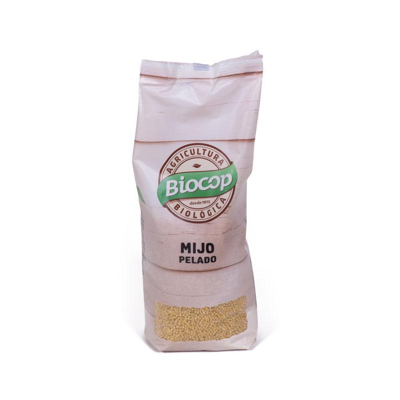 Mijo pelado 500 gr. Biocop