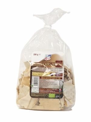 Mini crackers espelta 250g Finestar