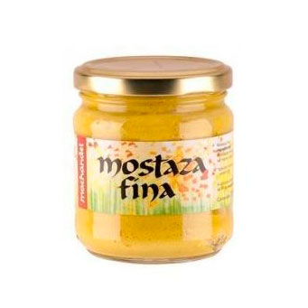 Mostaza fina 180gr Machandel