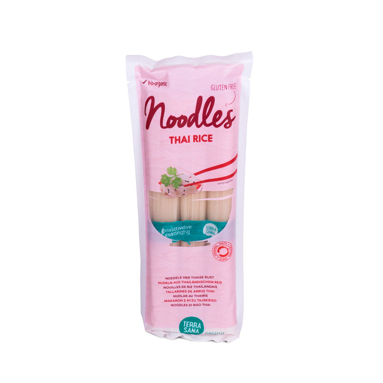 Noodles de arroz thai 250 gr. Terrasana