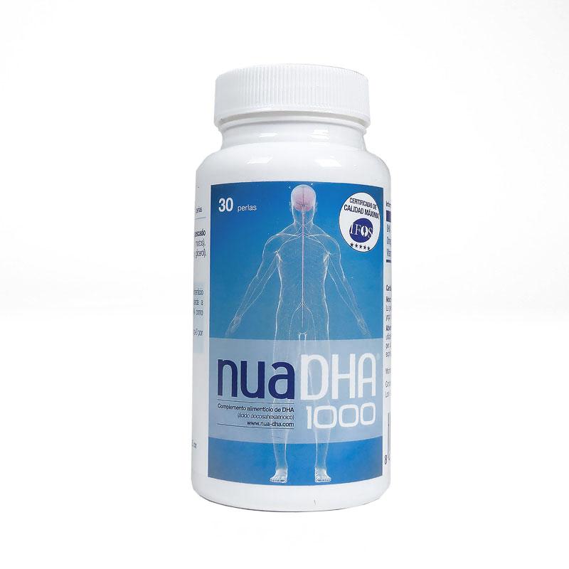 NuaDha (1000) 30 perlas Nua