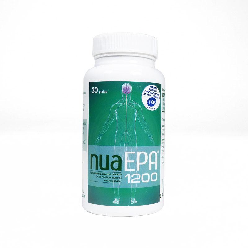 NuaEpa (1200) 30 perlas Nua