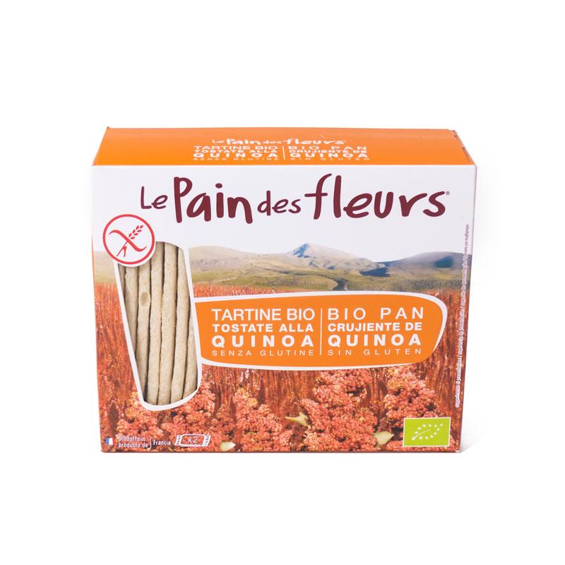 Pan flores quinoa 150 gr. Le pain des fleurs