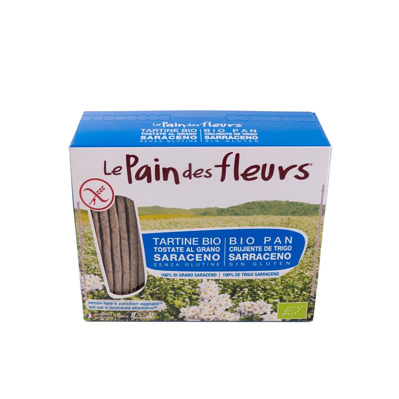 Pan flores sin sal 150 gr. Le Pain des fleurs