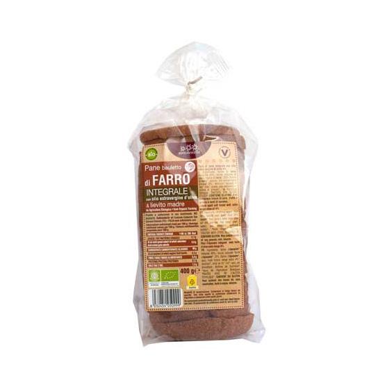 Pan molde espelta integral 400 gr. Sotto