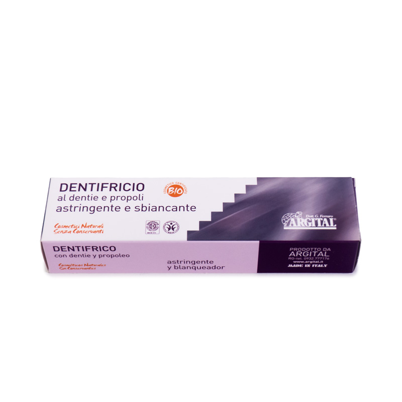 Pastal dental dentie y propoleo 75 ml. Argital