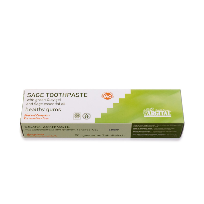 Pasta dental salvia 75ml Argital