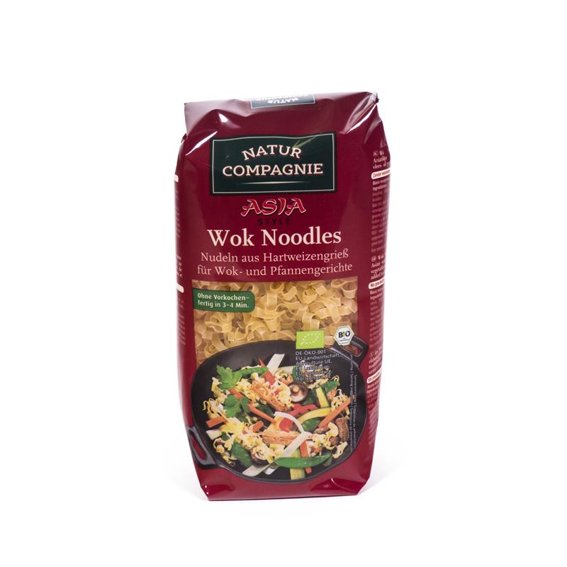 Pasta trigo Wok noodles Asia 250gr