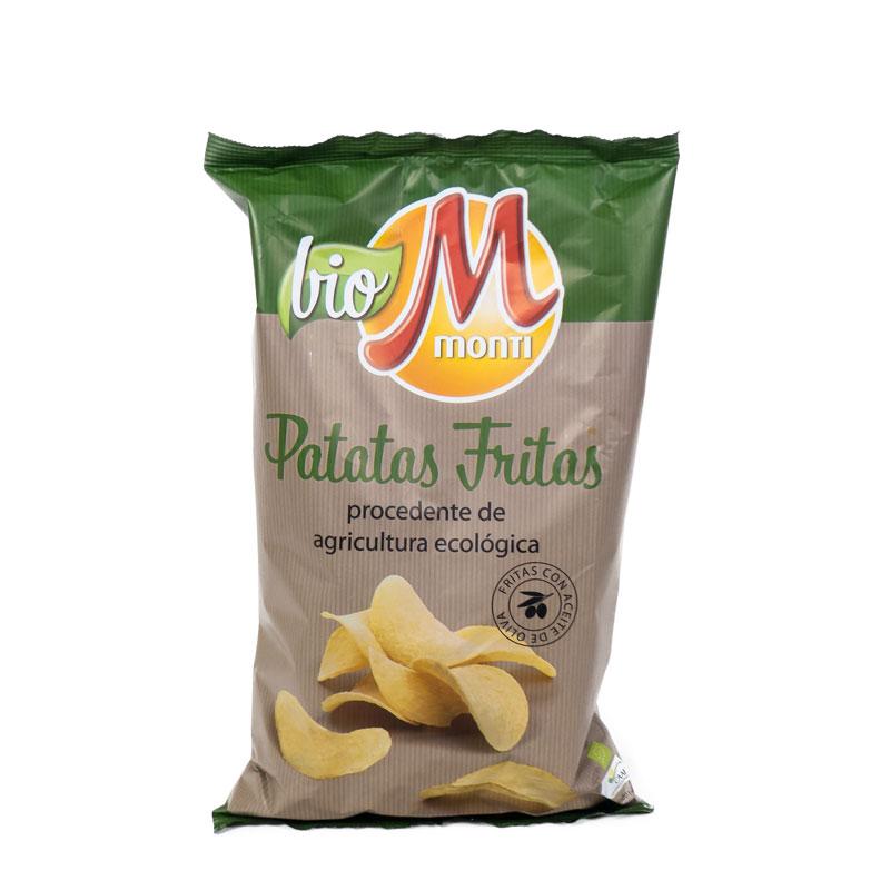 Patatas fritas 130 gr. Monti