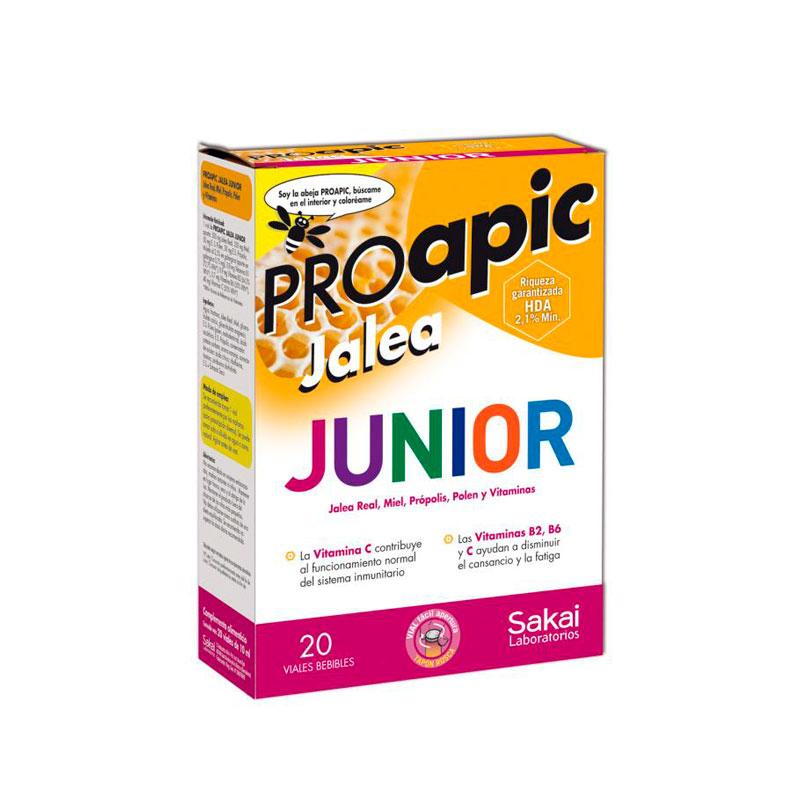 Proapic jalea Junior 20 viales Sakai