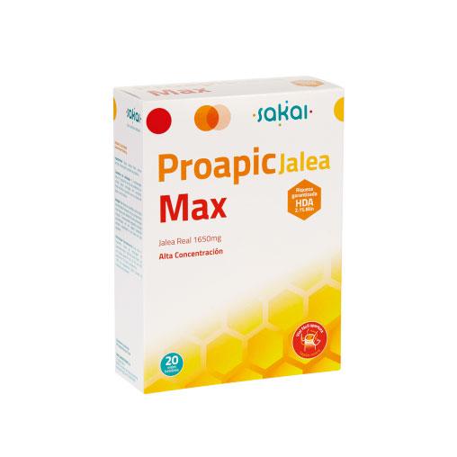 Proapic Jalea  Max 20 viales Sakai