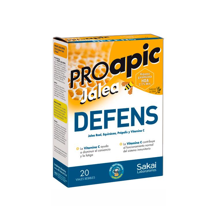 Proapic jalea Defens 20 viales Sakai