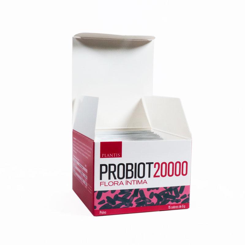 Probiot (20000) intima 15 sobres Plantis