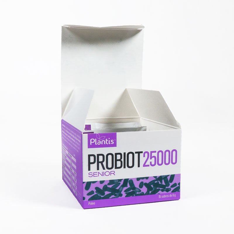 Probiot (25000) senior 15 sobres Plantis