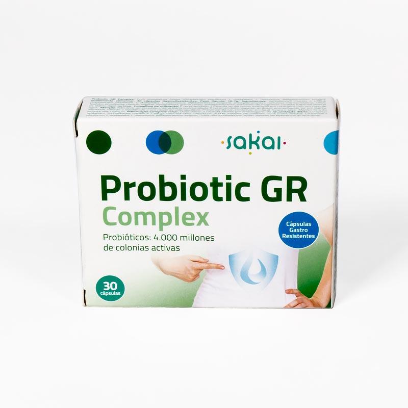 Probiotic GR complex 30 cap. Sakai