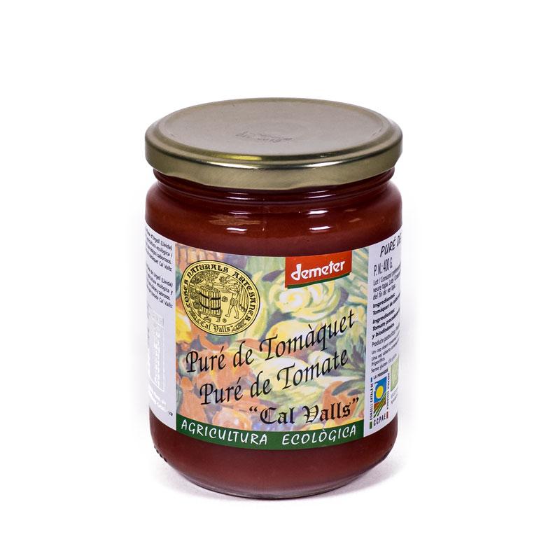 Pure de tomate 400 gr. Cal Valls