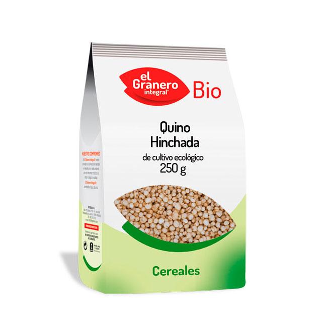 Quinoa hinchada 125 gr. El granero