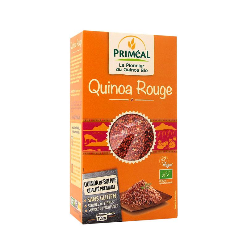 Quinoa roja 500 gr. Primeal