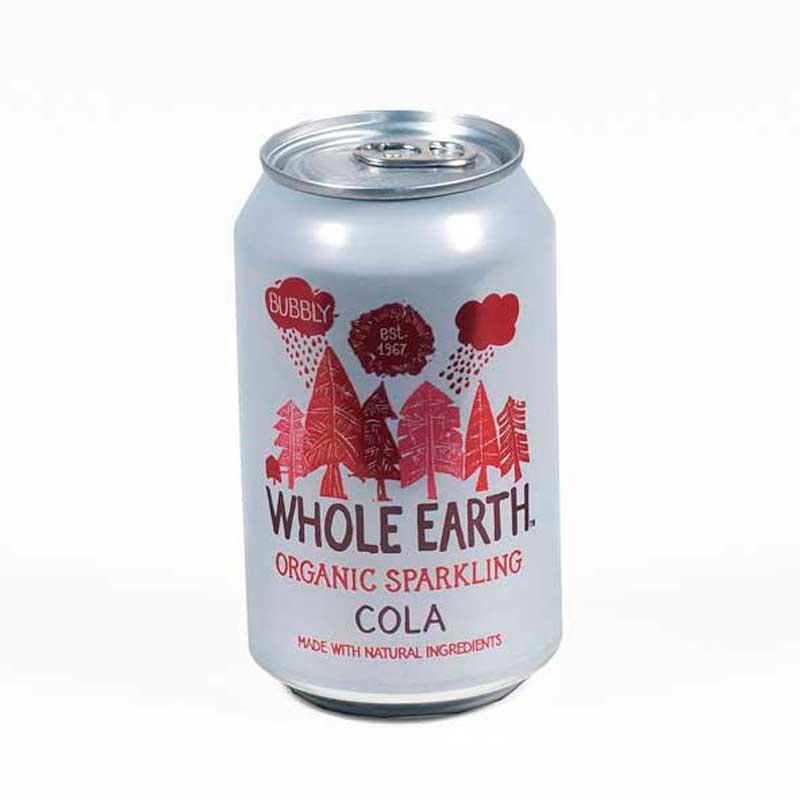 Refresco cola sin azucar 330 ml. Whole