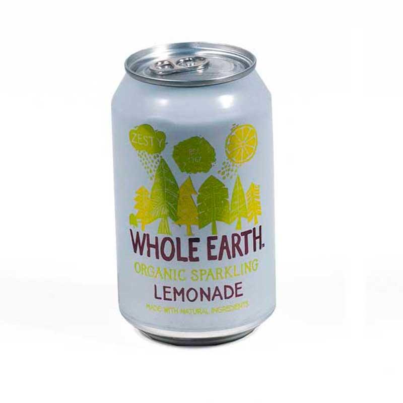 Refresco limon sin azucar 330 ml. Whole