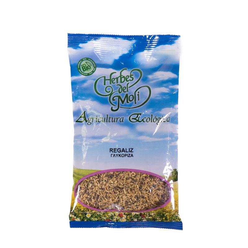 Regaliz granel 90 gr Herbes del Molí