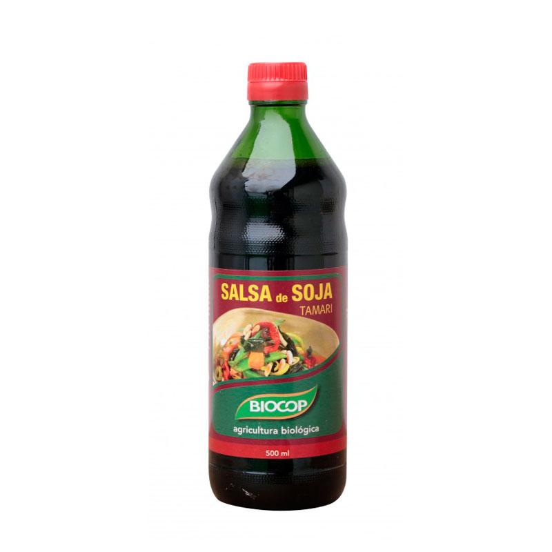 Salsa de soja Tamari 500 ml Biocop