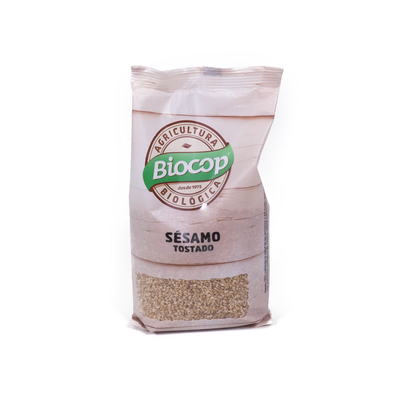 Semilla de sesamo tostado 250 gr. Biocop