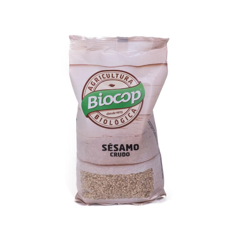 Semillas de sésamo crudo 250 gr. Biocop