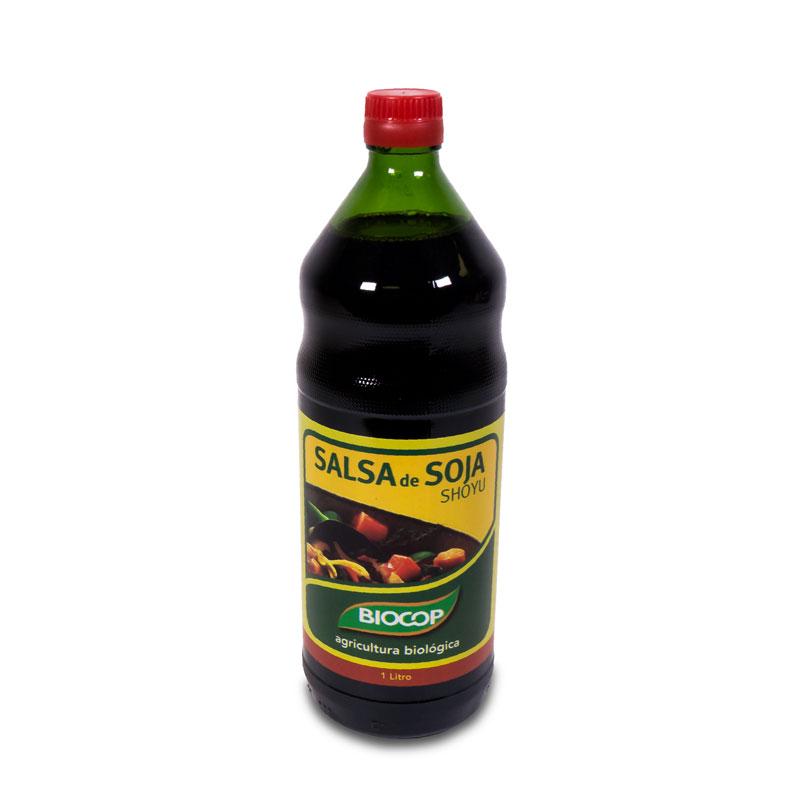 Salsa de soja shoyu 1 L Biocop