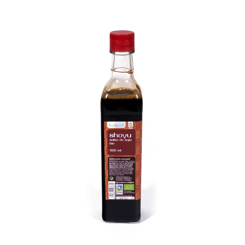 Shoyu 500 ml Biospirit