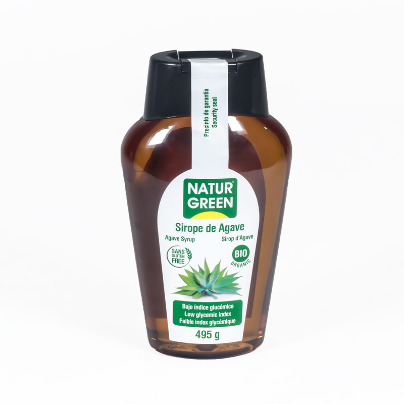Sirope de agave 495 gr. Naturgreen