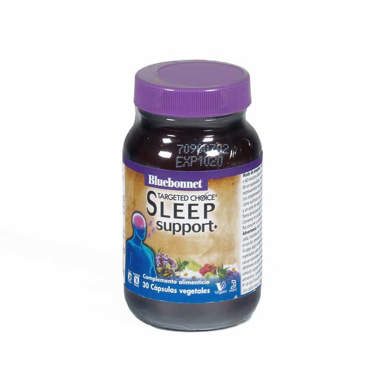 Sleep support 30 cap. Bluebonnet