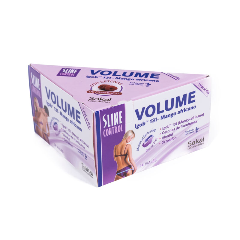 Sline control volumen 14 viales Sakai