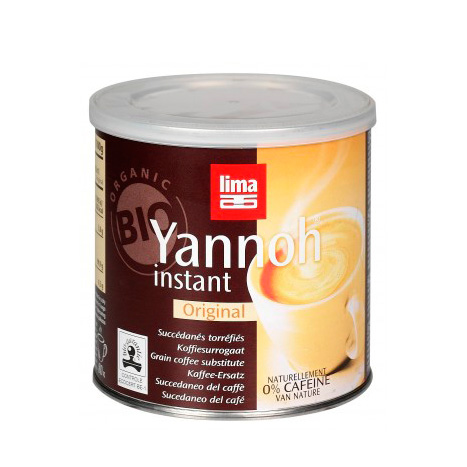 Soluble cereales instant 125 gr Yannoh