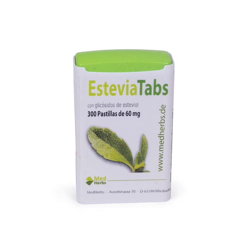 Stevia Tabs 300 comp. Med Herbs (Pàmies)