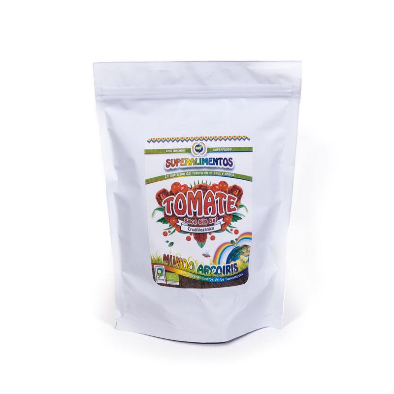 Tomate seco sin sal 250 gr. Arcoiris