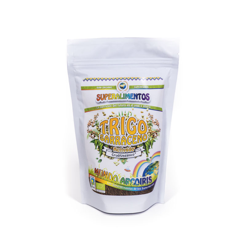 Trigo Sarraceno 250 gr. Arcoiris