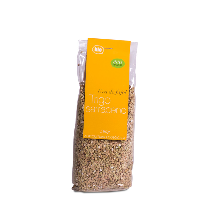 Trigo sarraceno 500 gr. Eco basic